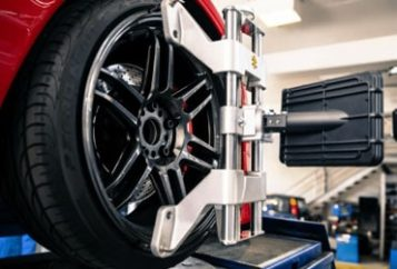 Wheel Balancing Tyre Station Slough