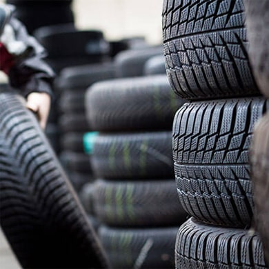 Part Worn and Second Hand Tyres Reading
