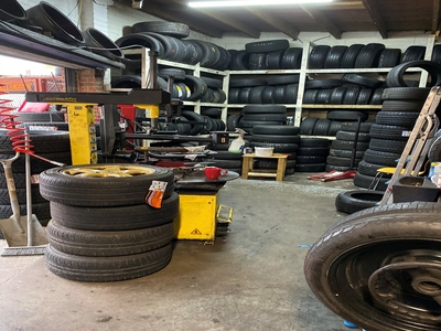 Part Worn Tyres High Wycombe